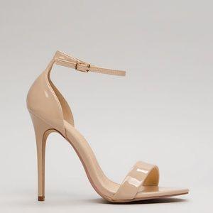 Liliana Nude Strappy Heel